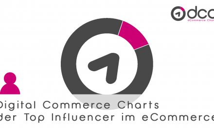 DCOMMERCE INFLUENCER CHARTS 03.2020