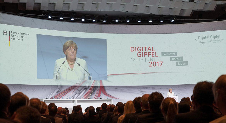 Frau Bundeskanzlerin, Digitalisierung ist kein Projekt!
