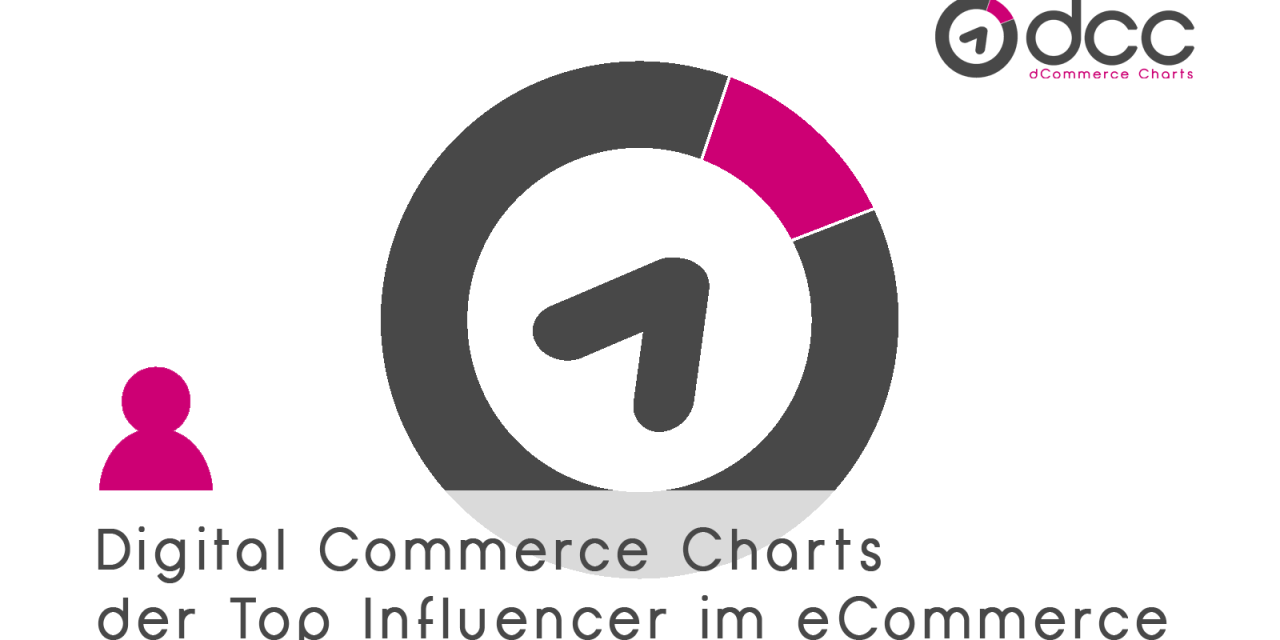 DCOMMERCE INFLUENCER CHARTS 12.2019