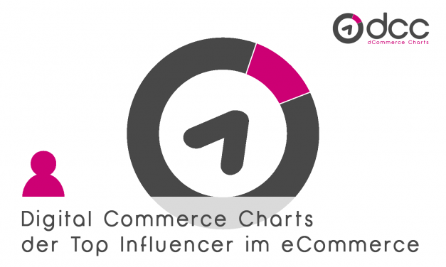 DCOMMERCE INFLUENCER CHARTS 01.2020
