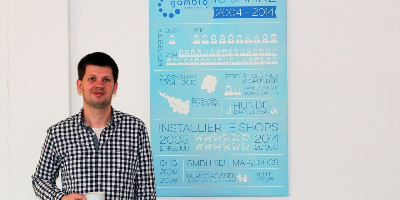Gambio: Der Shooting Star unter den Shopanbietern 2017
